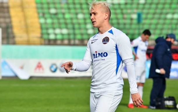 Футболист Львова отстранен от футбола на 2 года из-за договорных матчей