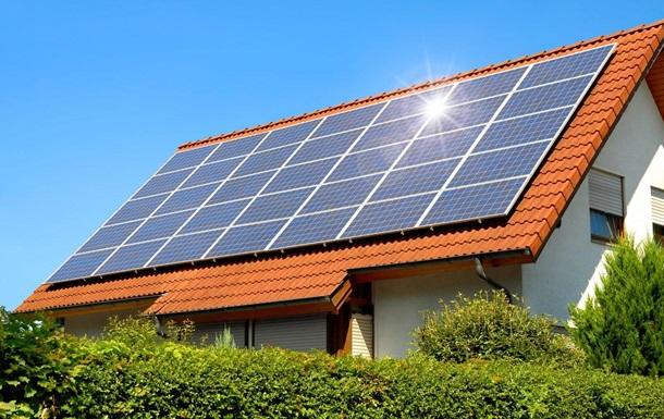 В Украине инвестировали в солнечные панели около 560 млн евро