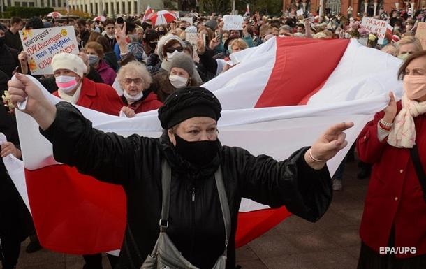 Національний страйк. Білорусь продовжує бунтувати