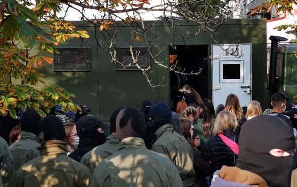 Забастовка в Беларуси: задержаны свыше 200 человек