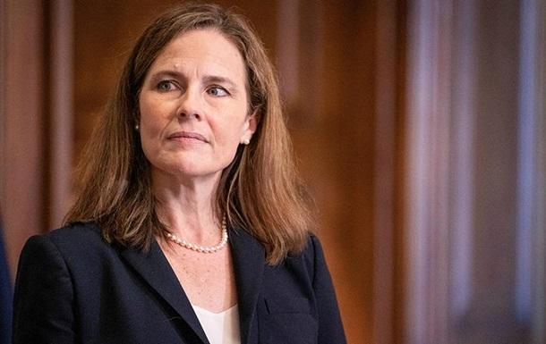 Сенат США затвердив Барретт на посаду члена Верховного суду