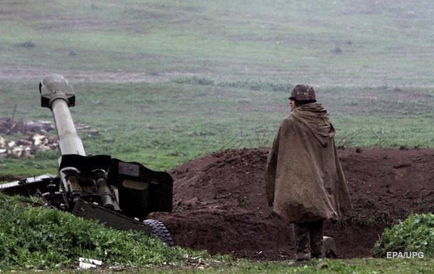 Вірменія й Азербайджан обмінялися звинуваченнями в обстрілі