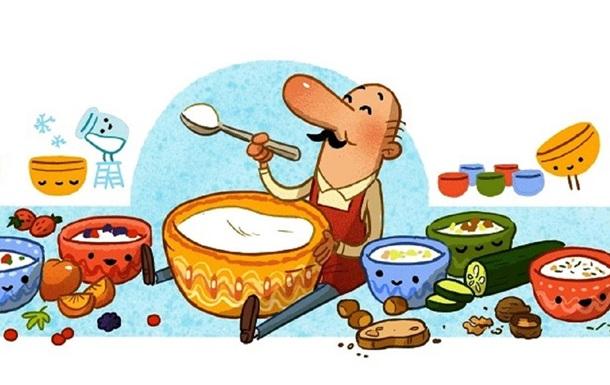 Google присвятив дудл болгарському вченому Стамену Григорову