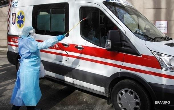 В Киеве 525 случаев коронавируса за сутки