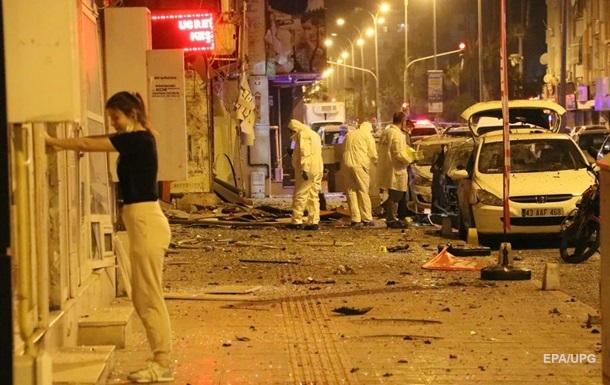 В Турции при задержании террористов возник взрыв