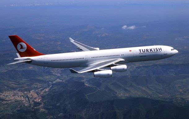 Пілоти Turkish Airlines на півроку залишилися без зарплати