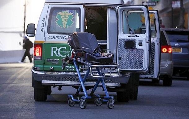Американка загинула через дві години після похорону сина
