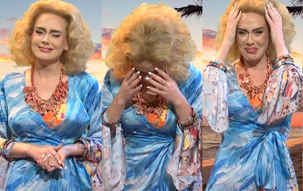 Адель скандально оконфузилась на ТВ
