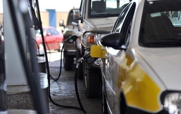 В Украине подорожало топливо для авто