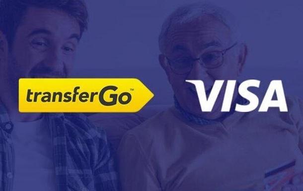 TransferGo та Visa створюють глобальний сервіс грошових переказів