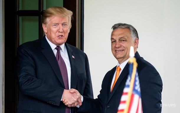 Угорщина агітує на американських виборах - ЗМІ
