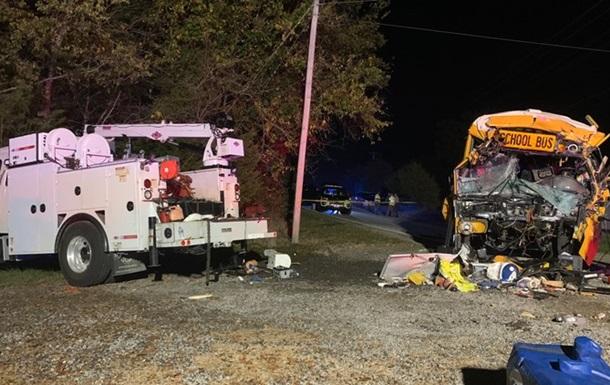 У США сталася аварія за участю шкільного автобуса, дві жертви
