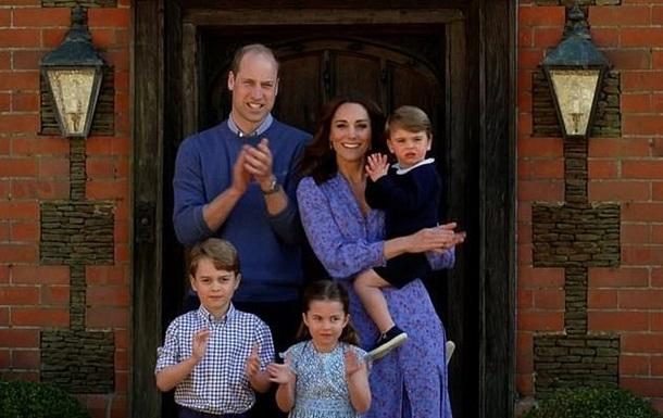 Кейт Міддлтон з дітьми спекли кекси для стареньких