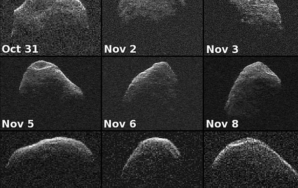 Массивный астероид может столкнуться с Землей