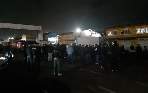 В Одессе произошла массовая драка турков и силовиков СБУ