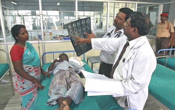 В Індії медики оголосили страйк