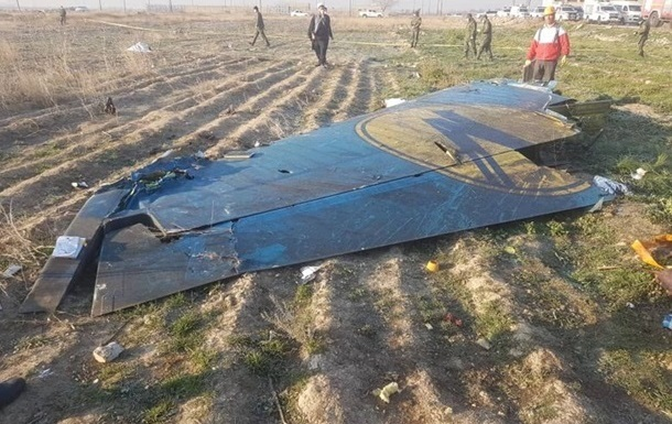 Іран готовий прискорити переговори про аварію літака МАУ