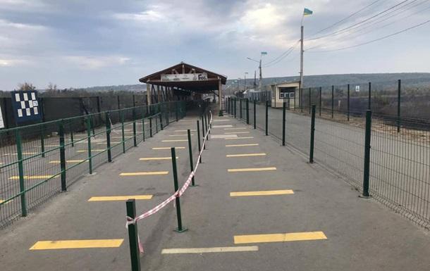 Украина продлила запрет на въезд из ОРДЛО