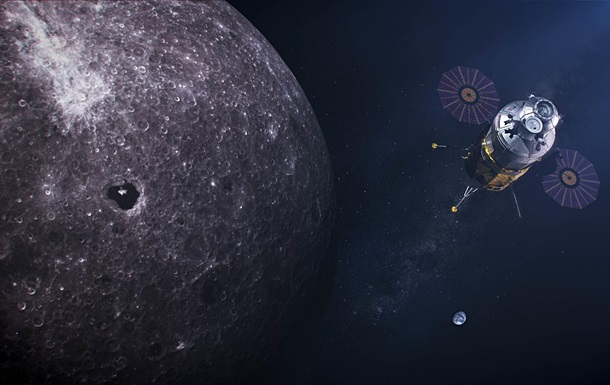 На Місяці знаходять все більше води. Чому це важливо