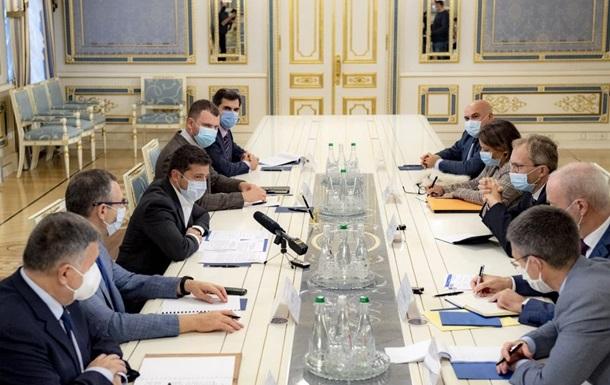 Зеленский нашел для  Укрзализныци  французского инвестора