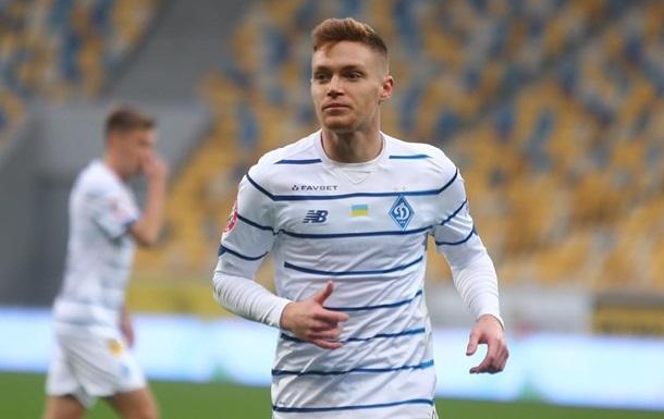 Динамо забило свой первый гол в нынешнем розыгрыше Лиги чемпионов