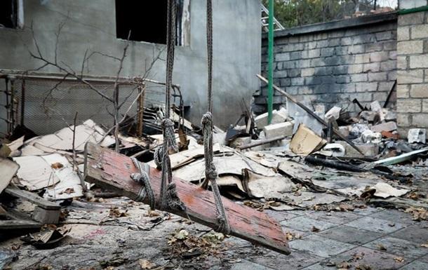 Баку: Внаслідок обстрілу міста Барда загинули десятки цивільних