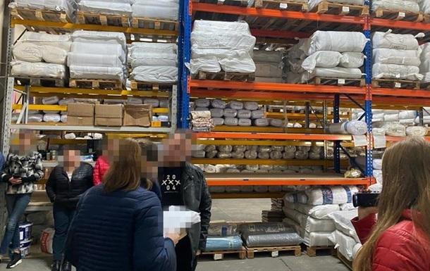 Збитки на 140 млн грн: СБУ викрила схему незаконного імпорту текстилю