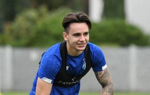 Шапаренко - лучший игрок матча Ференцварош-Динамо по версии Whoscored
