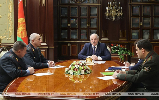 Лукашенко змінив міністра внутрішніх справ