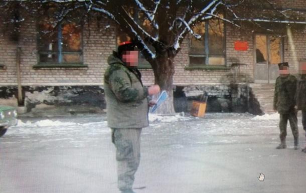 СБУ заявила о задержании в Киеве командира подразделения  ЛНР