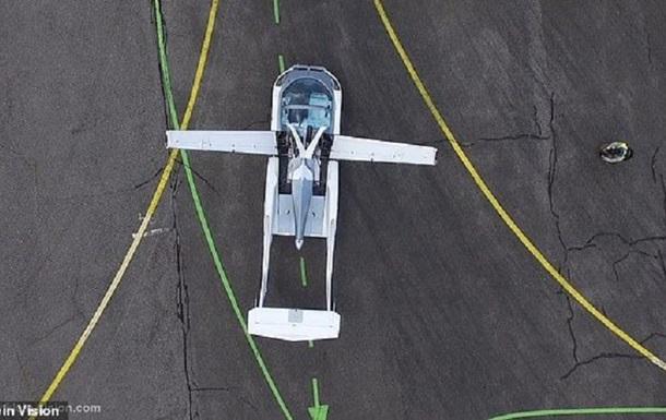 В Словакии испытывают автомобиль, трансформирующийся в самолет