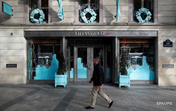 LVMH купит Tiffany за $15,8 млрд