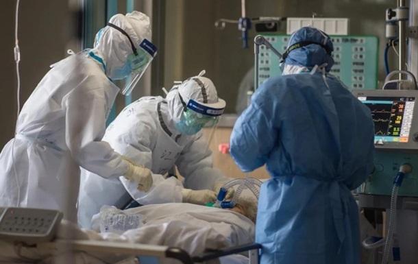 На Киевщине более 500 COVID-пациентам нужен кислород