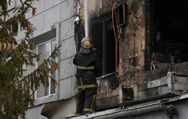 На мясокомбинате в Харькове произошел пожар