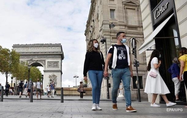 У Франції майже кожен п ятий тест на коронавірус позитивний