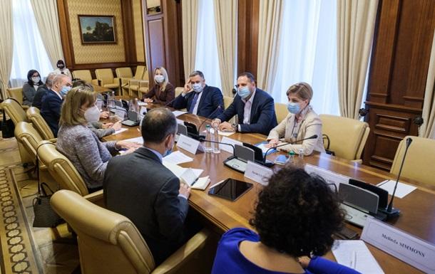 Послы G7 прибыли в Киев из-за скандала с КСУ