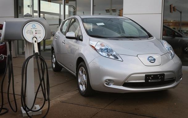 Електрокари в ЄС обігнали з продажу звичайні авто