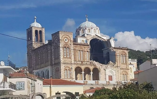 В Греции двое подростков погибли от землетрясения, в Турции - новые жертвы