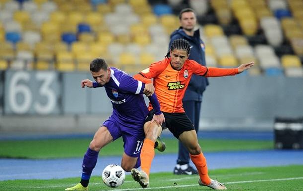 Шахтар обіграв Маріуполь, двічі забивши з пенальті