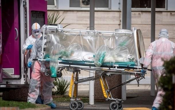 В Італії черговий коронавірусний рекорд