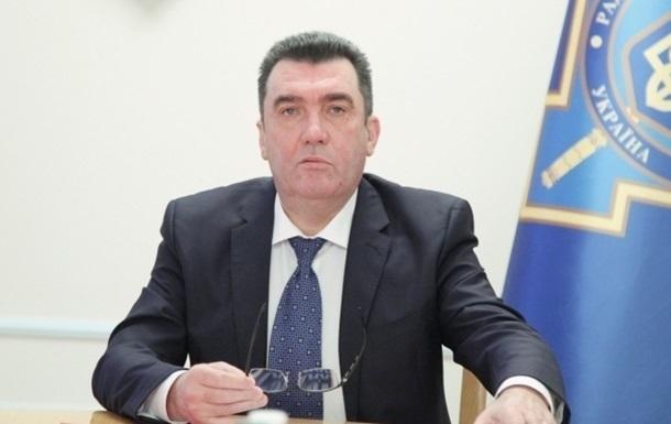 Данилов заявил о причастности РФ к решению КСУ