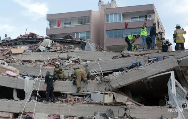 Зросла кількість жертв землетрусу в Туреччині
