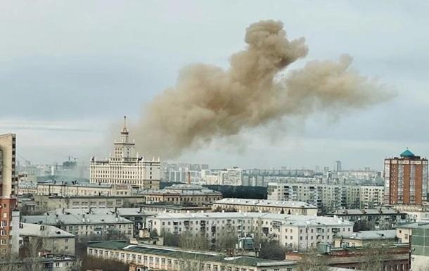 В Челябинске взорвался кислородный баллон в клинике, начался пожар