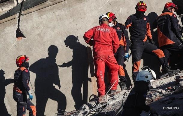 Землетрус в Ізмірі: кількість загиблих зросла до 35