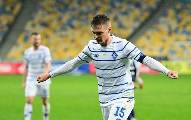 Динамо одержало волевую победу над Днепром-1