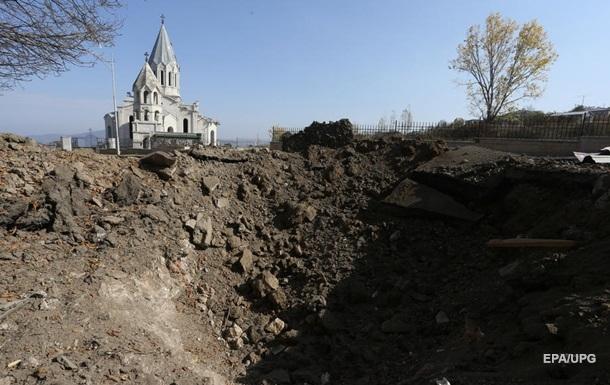 Карабах: новое перемирие сорвано в первые сутки