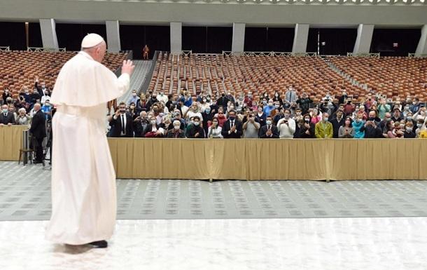 Папа Римський розкритикував противників карантину