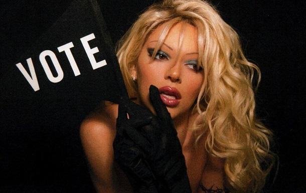 Кендалл Дженнер снялась в образе секс-звезды 90-х