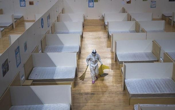 МОЗ розгортає COVID-госпіталь в Палаці спорту у Києві