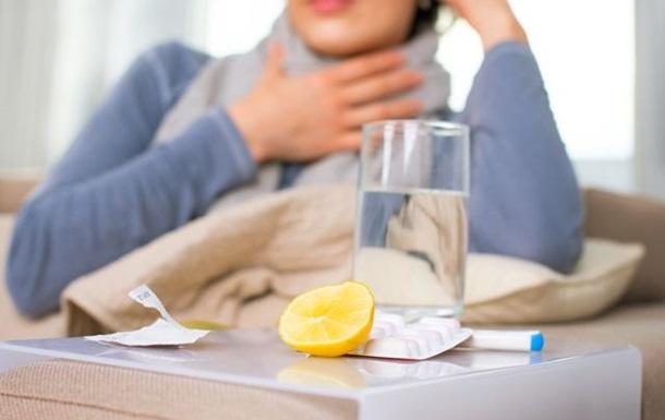 В Киеве за неделю почти 10 тысяч случаев гриппа и ОРВИ